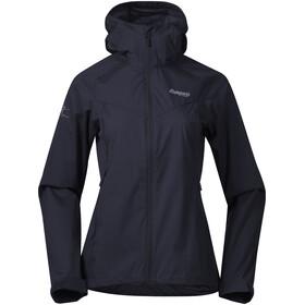 Bergans Microlight Jacket Women dark navy